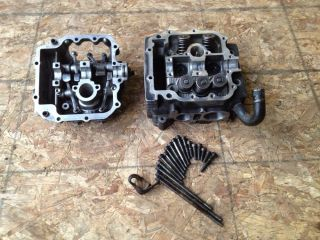 4 2004 Yamaha Raptor 660 Cylinder Head Valve Cover Matching Ported Head