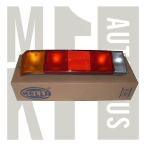 New VW Rabbit US Built 1980 1984 Tail Light Lamp Lens Hella Left Driver
