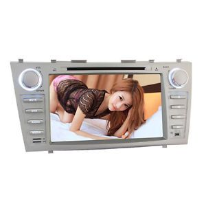 Car DVD Player GPS Navigation Bluetooth Radio Stereo for Toyota Camry 2007 2011