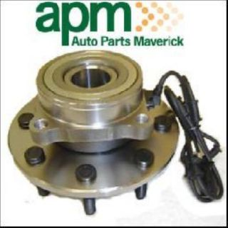 03 04 05 06 Dodge RAM 2500 Front Hub Wheel Bearing New