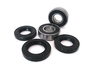 Front Wheel Bearings Seals Kit Suzuki Lt F250 Ozark 2002 2003 2004 2005 LTF250