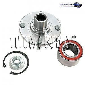 Wheel Bearing and Hub Assembly Front Ford Focus 00 01 02 03 04 TIMKEN HA590263K