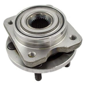 New Front Wheel Hub Bearing Assembly 2WD 4x2 Plymouth Chrysler Dodge Van L R
