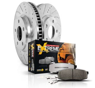 Power Stop K2023 36 Silverado Pickup Truck Tow Brake Kit