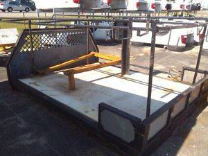 Truck Bed Stake Body Utility Body Ford Chevy or Dodge