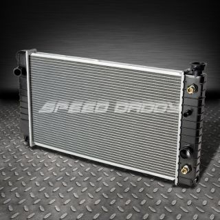 Aluminum Core Replacement Radiator 88 94 Chevy GMC S10 Jimmy Blazer V6 Auto At