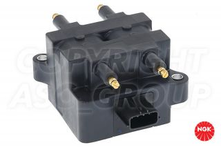 New NGK Ignition Coil Pack Subaru Forester 2 5 XT 2004 05