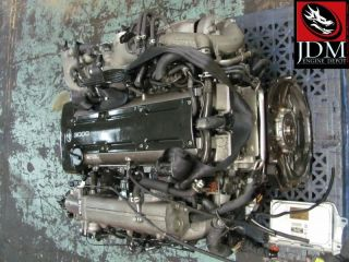 93 97 Toyota Supra Twin Turbo Rear Sump Engine Wiring Mines ECU JDM 2JZGTE 2jz