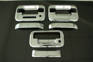 2004 2010 Ford F150 Chrome Door Tailgate Handle Cover 1
