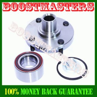2000 2004 Ford Focus Front Wheel Hub Bearing