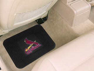 St Louis Cardinals MLB 2 PC Vinyl Rear Car Floor Mats