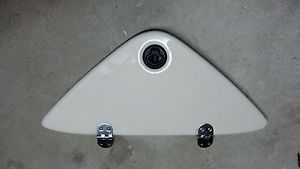 Fiberglass Bow Anchor Hatch Cover Four Winns Boat Marine Triangle White Lid Door