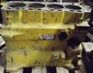 Used Engine Block John Deere 202 Gas R72974