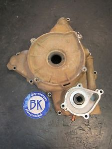 Used Kawasaki Prairie 700 4x4 Engine Case Water Pump Motor Side ATV Quad Cover