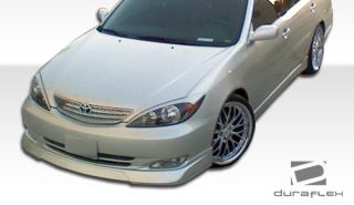 2002 2004 Toyota Camry Duraflex V Speed Front Lip Spoiler Body Kit