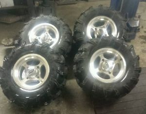 ITP Mud Lite Tires and Wheels