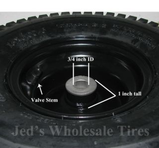 1 15x6 00 6 15 6 00 6 Riding Lawn Mower Garden Tractor Tire Rim Wheel Assembly