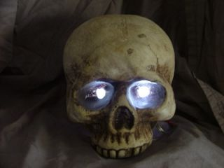 White LED Eyes Halloween Prop Props
