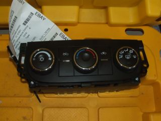 06 08 07 Chevy Impala Monte Carlo Climate Heater Control 2006 2007 2008 5438