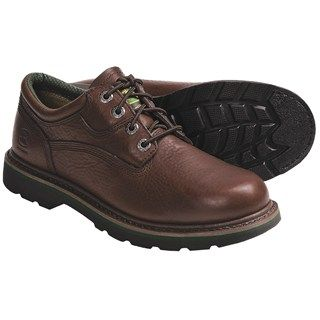 John Deere Boots Brown Walnut Oxford Shoes Oiled Leather 10 5 11 11 5 13
