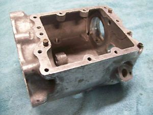 1937 1938 Knucklehead 4 Speed Transmission Case Engine Motor Frame UL Flathead