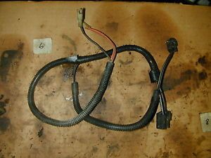 Briggs Stratton 19HP I C Platinum Opposed Twin 42A707 Engine Wiring Harness