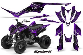 Yamaha Raptor 350 Graphics Kit Creatorx Decals Stickers SXPR