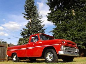 1965 Chevrolet C K C10 K10 Pickup Truck Long Bed