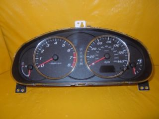05 Mazda 6 Speedometer Instrument Cluster Dash Panel Gauges 103 705