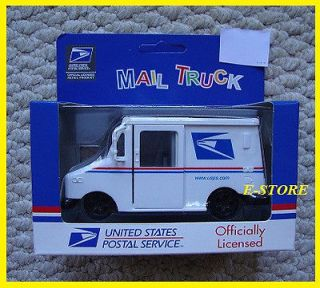 ★ Brand New USPS Mail Delivery Truck Car Vehicle US Postal Service ★