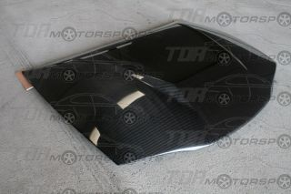 Vis 95 99 Eclipse Talon Carbon Fiber Hood Invader 2G 98