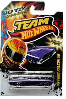 Hot Wheels Ford Falcon