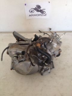 Honda CR85 Engine Motor 2004 700