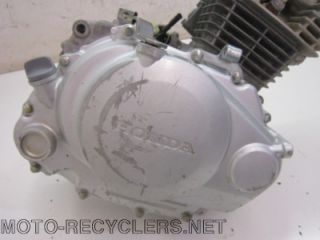 08 CRF150F CRF 150F Engine Motor Complete 9