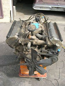 392 Chrysler Hemi Engine 1957 58 Gasser Nitro Dragster Rat Rod Early 331 354