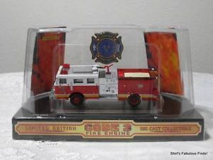 Seagrave 1 64th Scale Limited Edition Louisville Code 3 Fire Engine 7