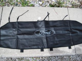 Ford Super Duty Winter Grille Cover New 6 4L 08 10