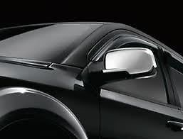 2009 2010 2011 2012 Dodge Journey Chrome Mirror Covers by Mopar