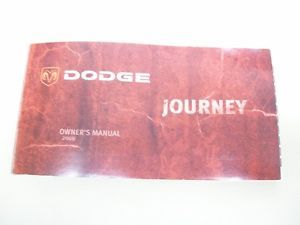 2009 Dodge Journey Factory Owners Manual