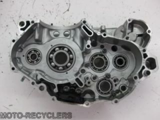06 DRZ400 DRZ 400 SM Engine Cases Crankcases Case Set 15