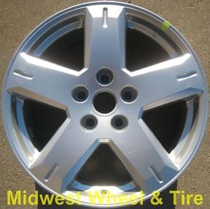 "Original 19"" Dodge Journey Wheel Rim Factory Stock 2373"