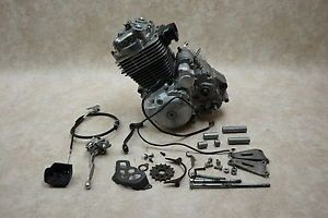 2000 00 TRX400EX 400EX TRX 400 EX TRX400 Engine Motor Top Bottom End Head Cases