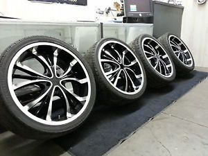22 inch Mercedes Forte Wheels Forgiato asanti GFG Lowenhart