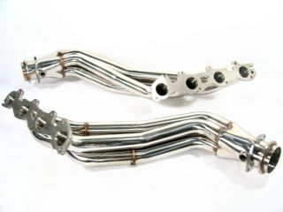 OBX Exhaust Header Long Tube 05 06 07 Chrysler 300 Dodge Magnum Charger 5 7L