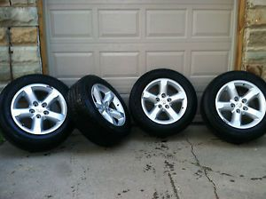 Four Dodge RAM 1500 20 Alloy Rims Tires 2003 2013