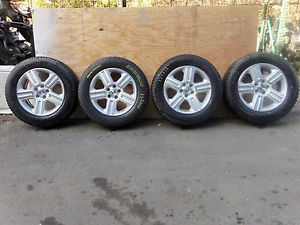 2007 2008 2009 2010 2011 2012 2013 Honda Ridgeline 18 inch Rim Wheel Tire Set