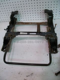 Ford Explorer Truck SUV Interior Bucket Seat Track Assembly 2 Door F67B9862506AA
