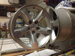 2006 Dodge RAM 1500 Factory Wheel 20 Inch