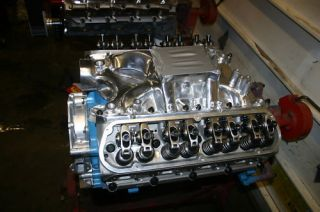 351W Ford 408 Stroker 525HP Forged Crate Engine 2013 Pro Street