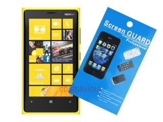 10 x LCD Screen Protector Guard for Nokia Lumia 920
